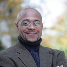 Professor Derrick P. Alridge (photo via curry.virginia.edu)