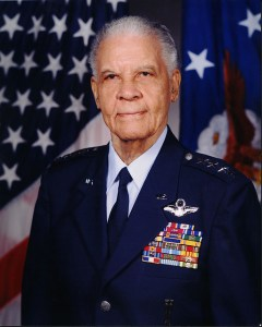 Air Force General Benjamin O. Davis (photo courtesy