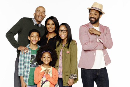 """Uncle Buck"" cast (Image via ABC)"