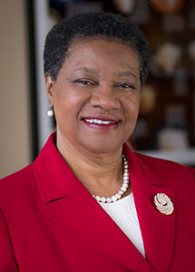 Evelyn Crayton (Photo via eatrightpro.org)