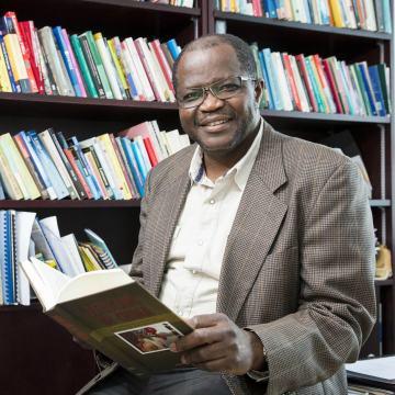 Professor Adams Bodomo (Photo via chinaafricaproject.com)
