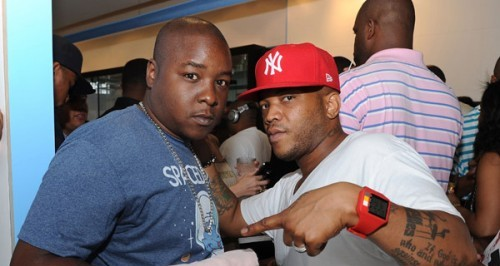 Jadakiss and Styles P (photo via myfabolouslife.com