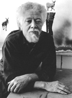 Artist Benny Andrews
