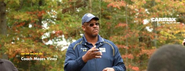 Coach Moses Vines