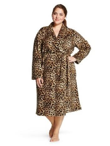 Women s Plus Size Cozy Robe - Gilligan   O Malley® d0d565789