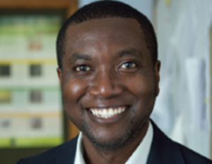 Joseph Danquah, winner of the 2015 Sloan Award for Excellence in Teaching Science and Mathematics (photo via blackenterprise.com)