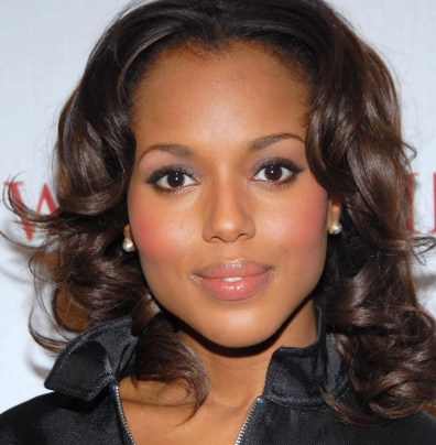 Kerry Washington (photo via atlantablackstar.com)