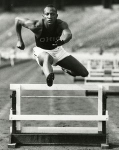 Olympic Gold Medalist Jesse Owens