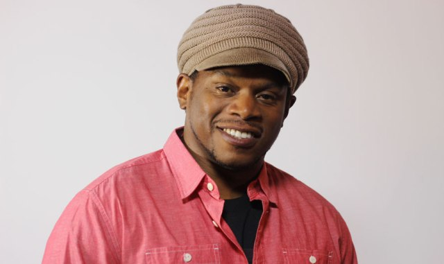 Sway Calloway (photo courtesy Bob Gohn/MTV)