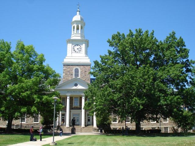 Morgan State University (photo via wikiwand.com)
