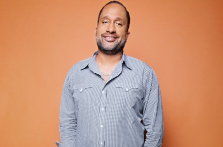 NEW YORK, NY - JUNE 14: Writer Kenya Barris poses for a portrait at the American Black Film Festival on June 14, 2015 in New York City. (Photo by J. Countess/Getty Images Portrait)