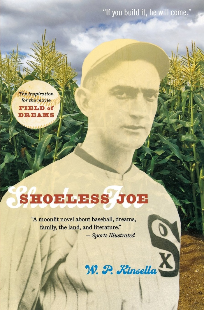 Book Review: Shoeless Joe by W.P. Kinsella