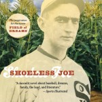 I could not read Shoeless Joe without hearing Kevin Costner in my head. Click here for my full review of Kinsella's baseball classic that inspired Field Of Dreams.