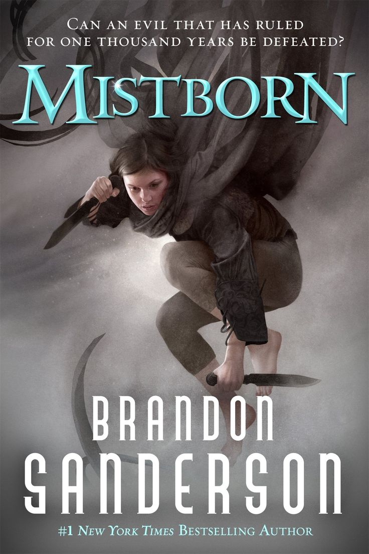Review of Mistborn by Brandon Sanderson