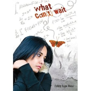 What Can't Wait, Ashley Hope Perez, Book Cover