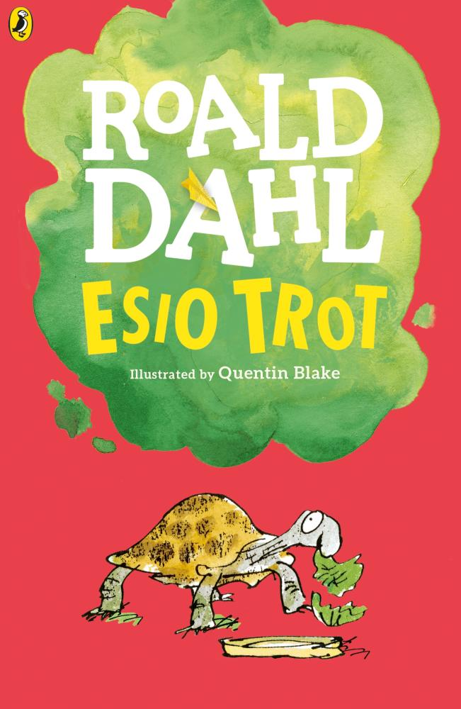 Esio trot by roald dahl retro friday book review for Roald dahl book review template