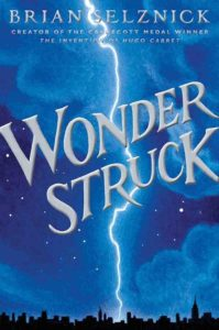 Frankly, I loved Wonderstruck. Plain and simple. And you guys, I really hope this season you allow yourself to experience Selznick's story telling magic, because it is worth it.