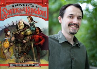 The Hero's Guide To Saving Your Kingdom Author Picture