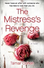The Mistress's Revenge Tamar Cohen Book Cover