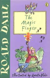 The Magic Finger Roald Dahl Retro Friday Book Review