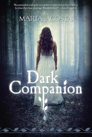 Dark Companion Marta Acosta Book Cover