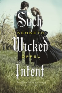 Such Wicked Intent by Kenneth Oppel is the second ofKenneth Oppel's booksre-imaginingMary Shelley's Frankenstein for a YA audience. It's a solid read and audiobook. Check out my full review here.