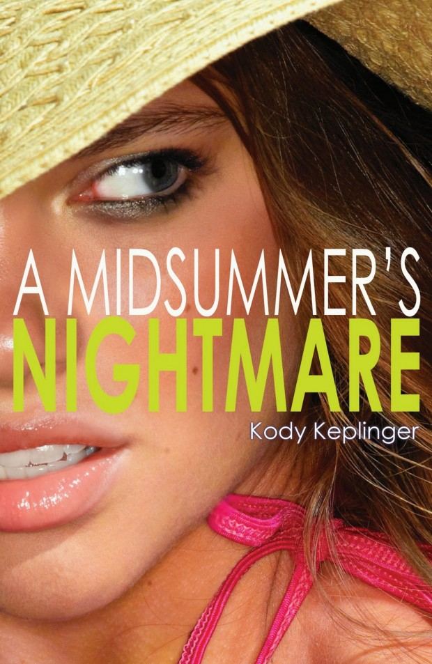 A Midsummer's Nightmare Kody Keplinger Book Cover