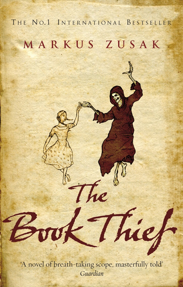 The Book Thief by Markus Zusak | Good Books And Good Wine
