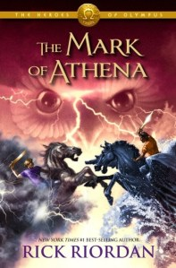 The Mark Of Athena by Rick Riordan | Good Books And Good Wine