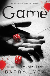 Game by Barry Lyga | Good Books And Good Wine