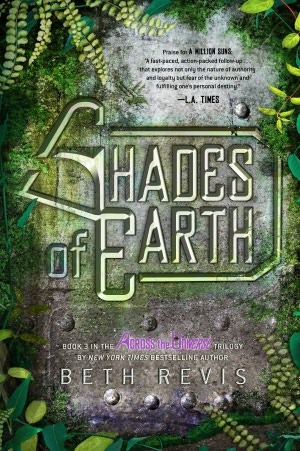Shades of Earth Beth Revis Cover
