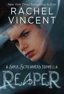 Reaper by Rachel Vincent | Good Books And Good Wine