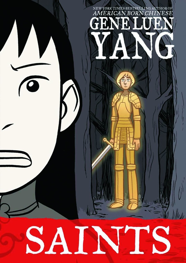 Saints by Gene Luen Yang | Good Books And Good Wine