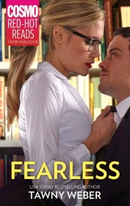 Fearless by Tawny Weber | Good Books And Good Wine