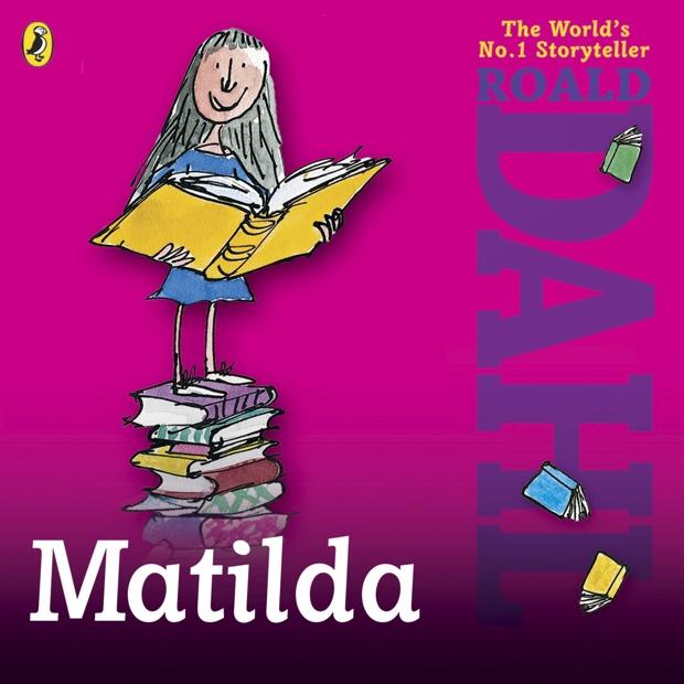 Matilda by Roald Dahl | Good Books And Good Wine