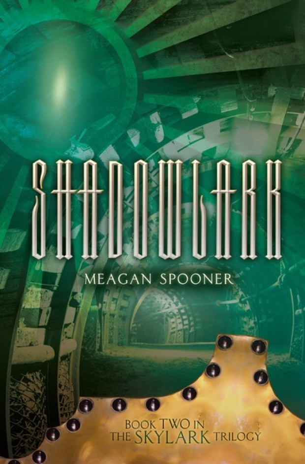 Shadowlark by Meagan Spooner | Good Books And Good Wine