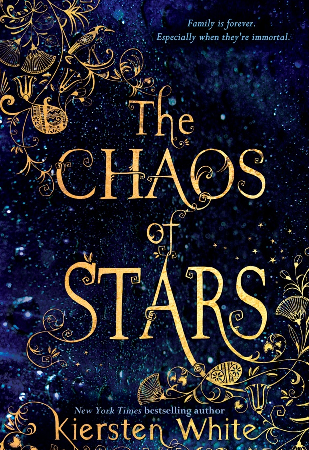 The Chaos Of Stars by Kiersten White | Good Books And Good Wine