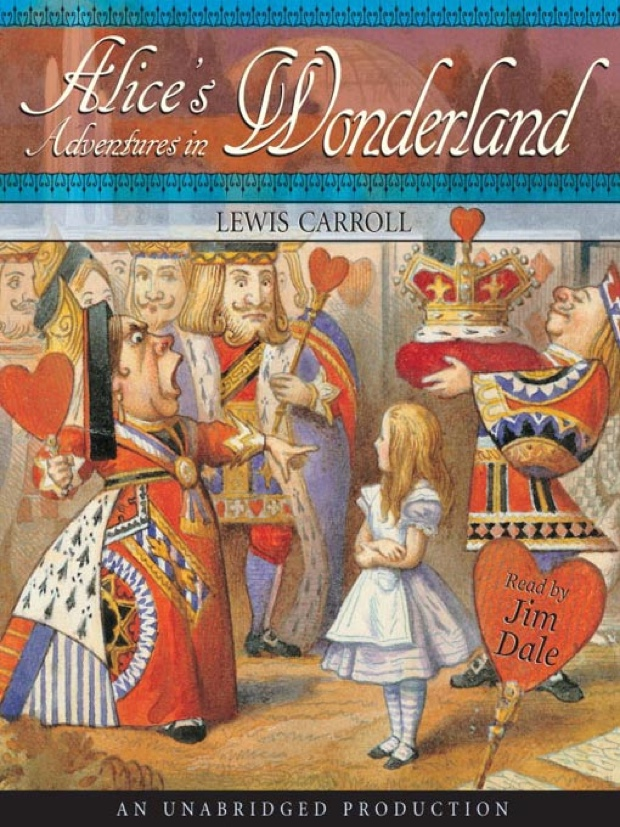Alice's Adventures In Wonderland by Lewis Carroll | Good Books And Good Wine