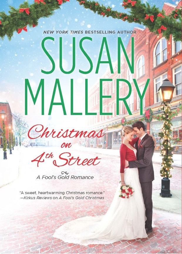Christmas On 4th Street by Susan Mallery | Good Books And Good WIne