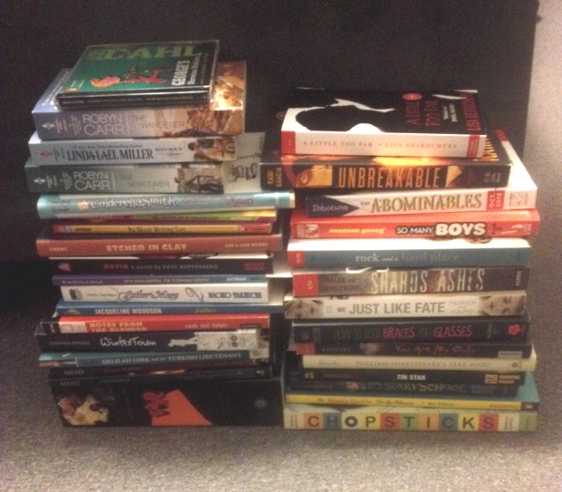 Readathon TBR