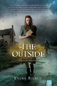 The Outside by Laura Bickle | Good Books And Good Wine