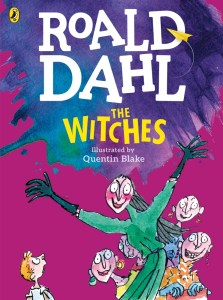 The Witches by Roald Dah audiobook should be right up your alley. What better to celebrate Halloween than Roald Dahl teaching about witches?