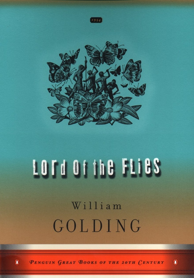 Lord Of The Flies William Golding Book Cover