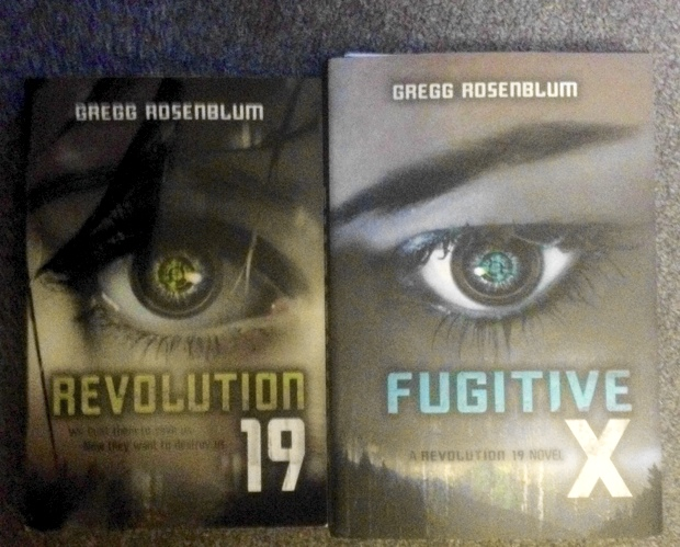STS 42-8 Revolution 19 and Fugitive X