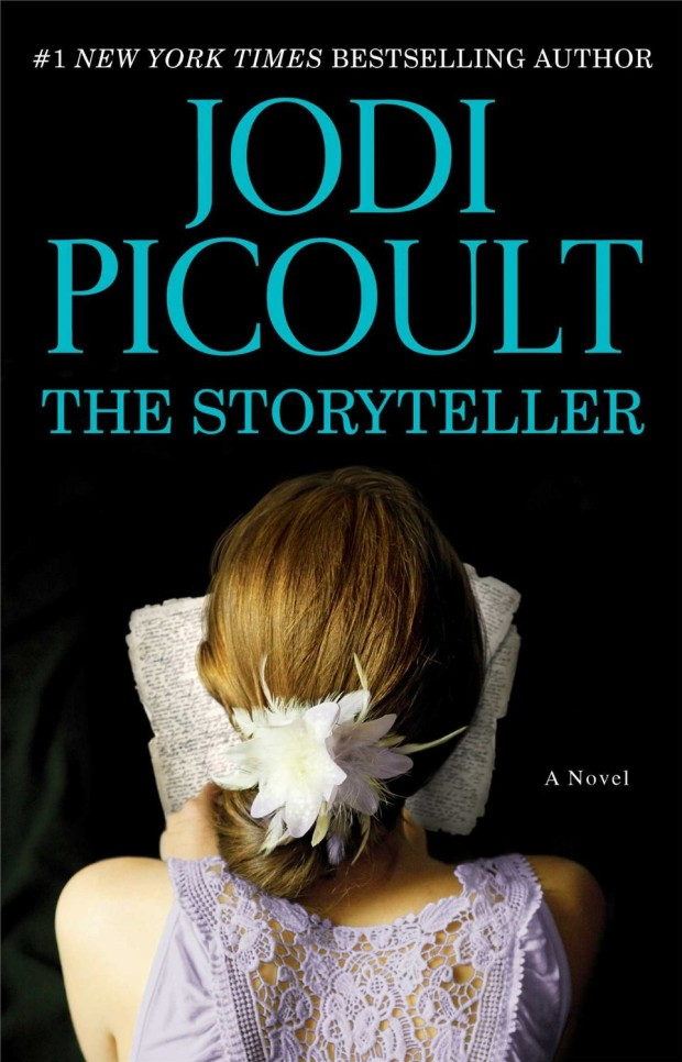 The Storyteller Jodi Picoult Book Cover
