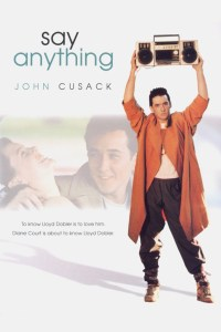 Say Anything movie cover