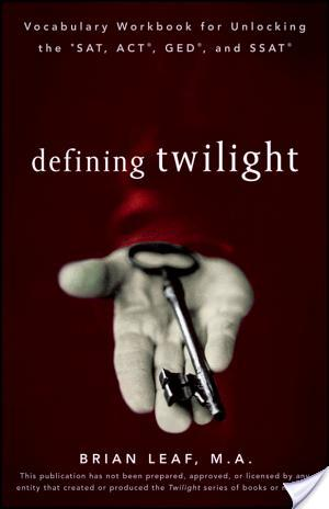 Review of Defining Twilight vocabulary workbook by Brian Leaf
