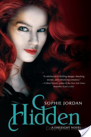 Hidden | Sophie Jordan | Book Review