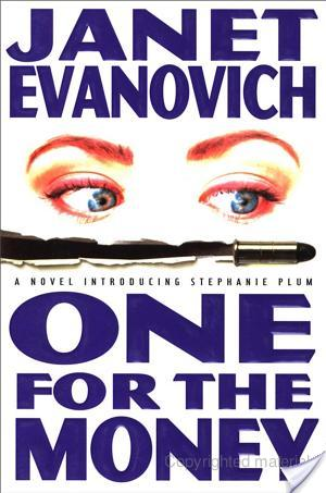 Stephanie Plum, You Spin My World Right Round: Mini-Review of One For The Money and Two For The Dough by Janet Evanovich