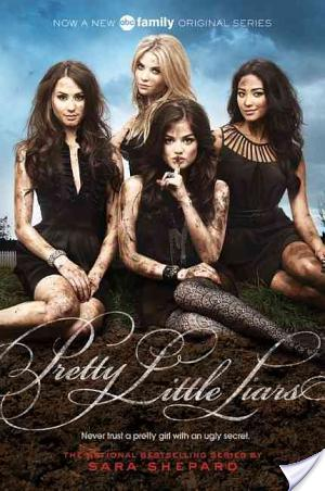 Review of Pretty Little Liars by Sara Shepard